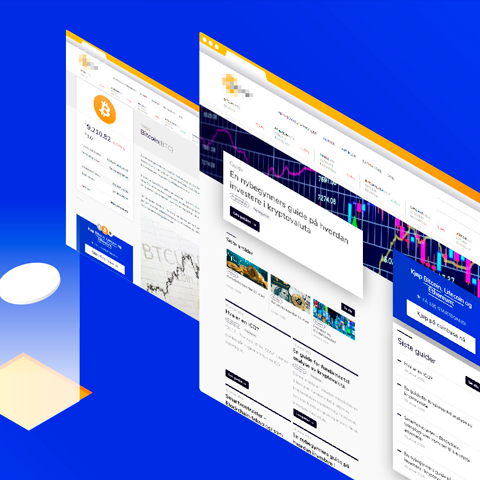 Bitcoin News Site